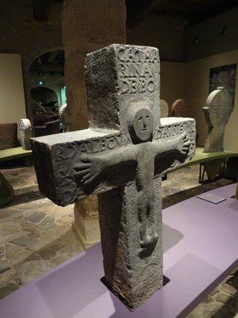 Musée Basque : Croix basque
