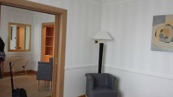 Grand Hotel Duca di Mantova: living room