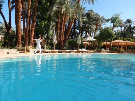 Pavillon Winter Luxor: lovely pool
