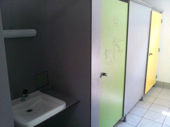 Camping Deth Potz : Sanitaire