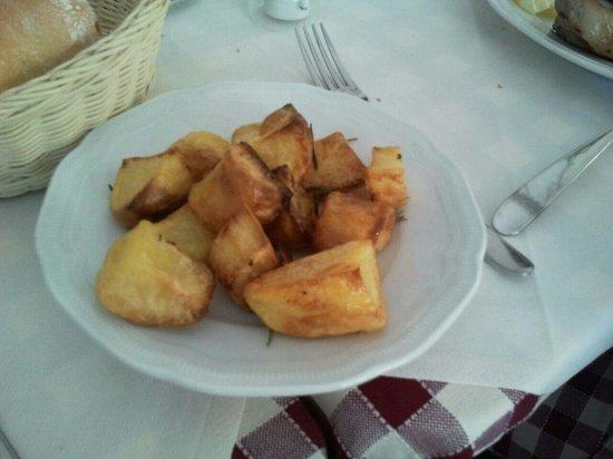 Locanda del Palio: Patate