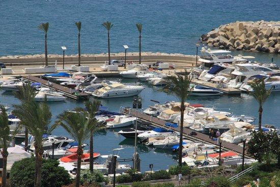 Mövenpick Hotel Beirut : Marina