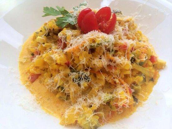 La Placeta Restaurante: Risotto de grana padano
