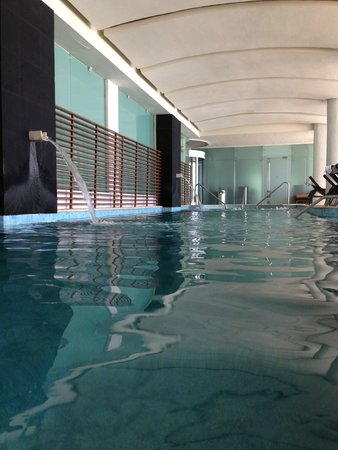 Sun Palace: indoor pool