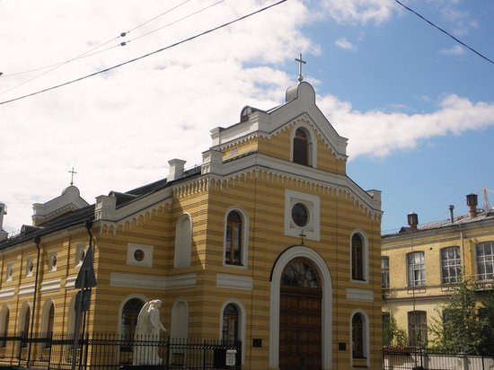 ‪Saint Katharina German Evangelistic Church‬