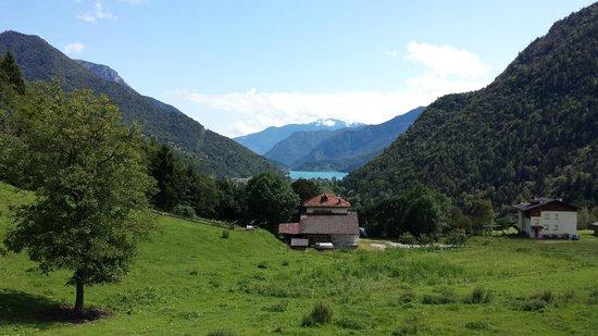 Azienda Agricola Batisti: Panorama niente male!!