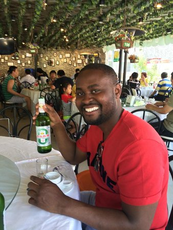 Beijing Tour Guide: Cheers to some chilled local beer before we take on the Great Wall!