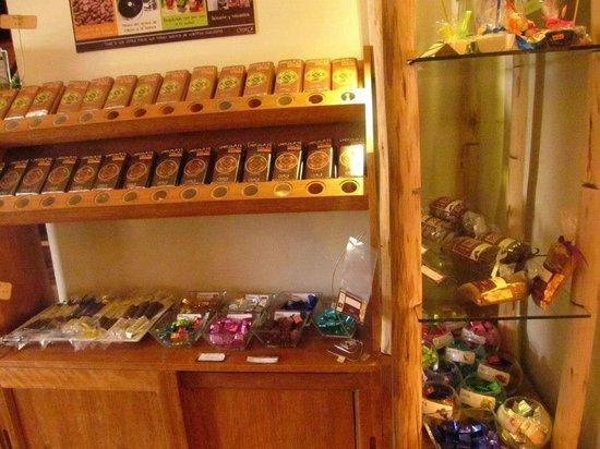 ChocoMuseo: Variedad de Chocolates