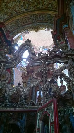 "Monasterio de Santa Maria de El Paular: ""прозрачная"""