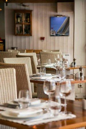 Hôtel Fleur de Sel : Restaurant Gastronomique reconnu dans tous les guides