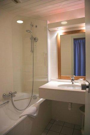 Hotel Fleur de Sel : Salle de bain