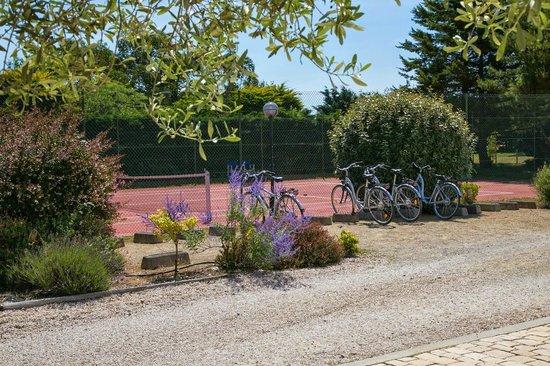 Hotel Fleur de Sel : Location de vélos sur place