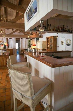 Hôtel Fleur de Sel : Bar ouvert jusqu'à 1h du matin