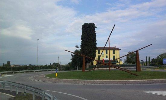 Albergo Quattro Pini: Het hotel