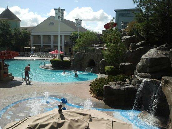 Disney's Saratoga Springs Resort & Spa : pool