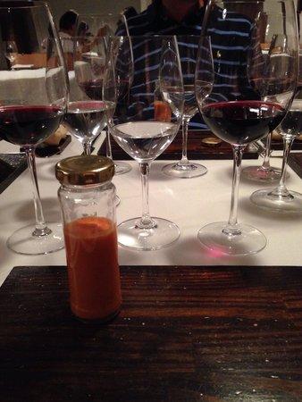 El Alquimista: Gazpacho da bere