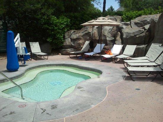 Disney's Saratoga Springs Resort & Spa: spa
