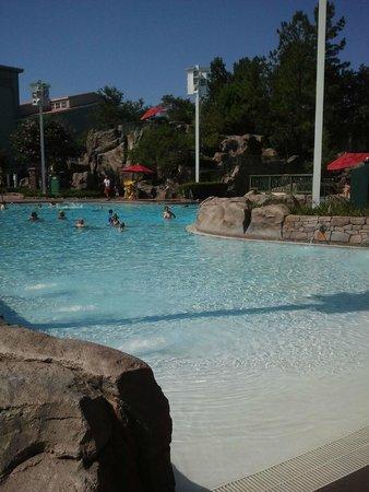 Disney's Saratoga Springs Resort & Spa: pool