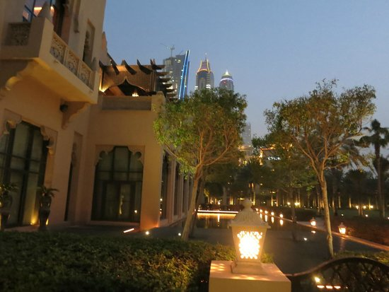 The Palace at One&Only Royal Mirage Dubai: THE PALACE