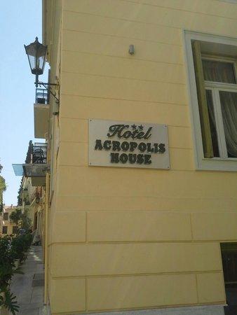 Hotel Acropolis House: Acropolis House