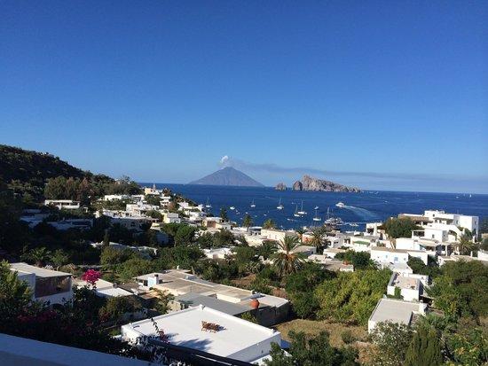 Hotel Raya: The view
