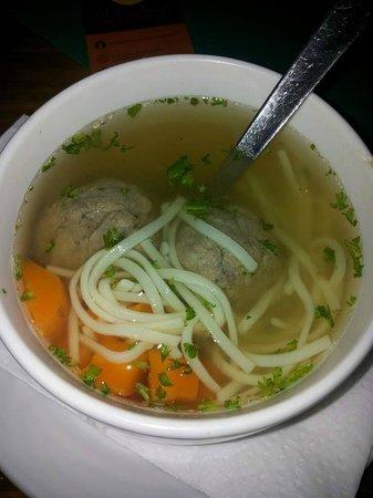 Chebský Dvůr : zuppa ceca