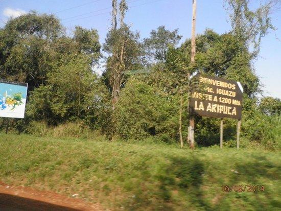 Foz do Iguaçu : The Falls