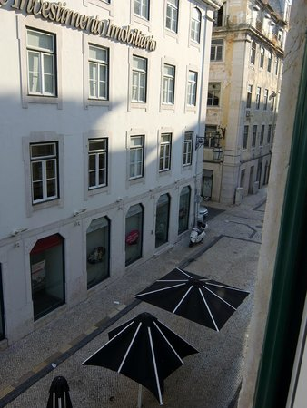 My Story Hotel Ouro: View from room