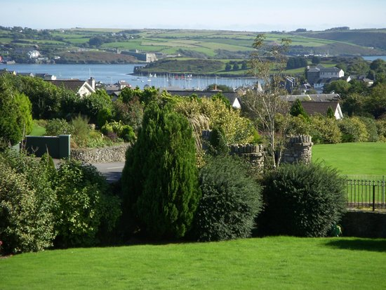 Woodlands House: Harbour View from Bedroom