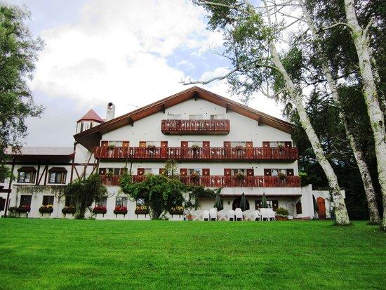 Hotel Heidi : 最高のロケーション