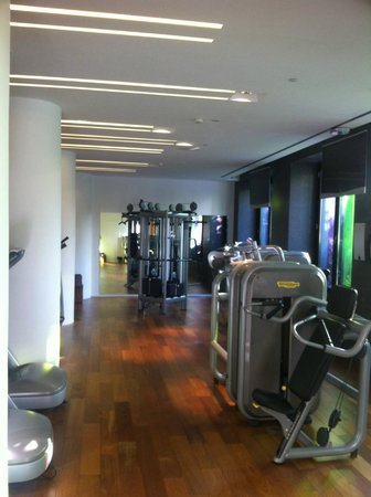 Bohemia Suites & Spa: Gym