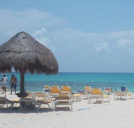 Iberostar Paraiso Beach: The beautiful beach