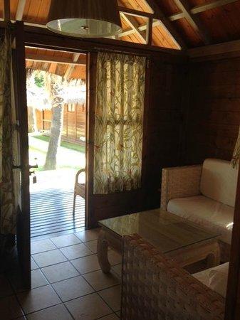 Camping & Resort Sanguli Salou : intérieur bali