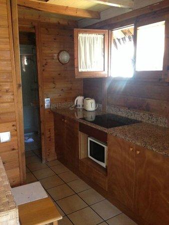 Camping Resort Sanguli Salou : intérieur bali