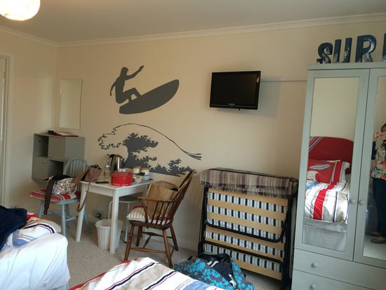 The Cove Guesthouse: Room 3