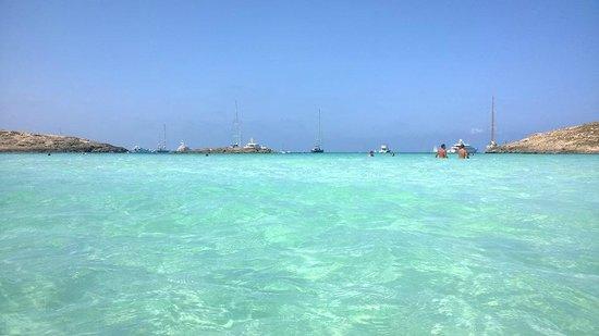 Playa de Ses Illetes: Illetes