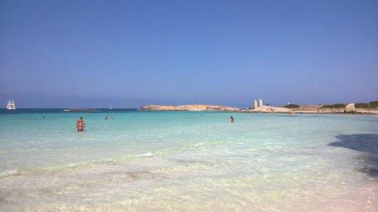 Strand Playa de ses Illetes: Illetes