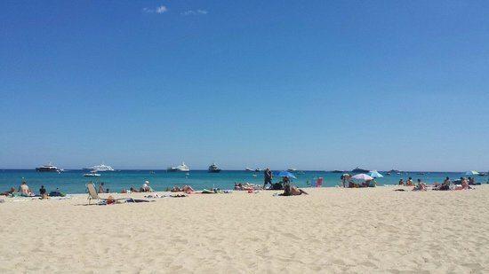 Plage de pampelonne photo de plage de pampelonne saint tropez tripadvisor - Plage de saint tropez ...