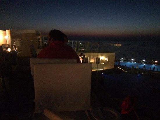 Sensimar Royal Blue Resort & Spa : Blick von der Bar