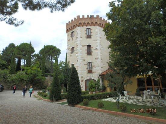 Hotel La Lanterna: l'ingresso