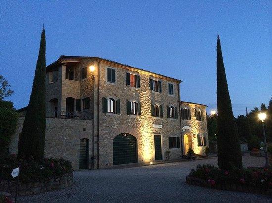 Borgo il Melone : Vista notturna