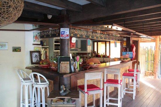 Green Lodge : cucina