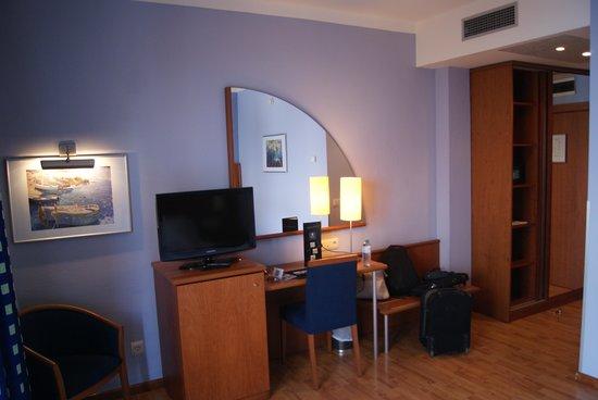 Hotel Delfin: Habitación doble