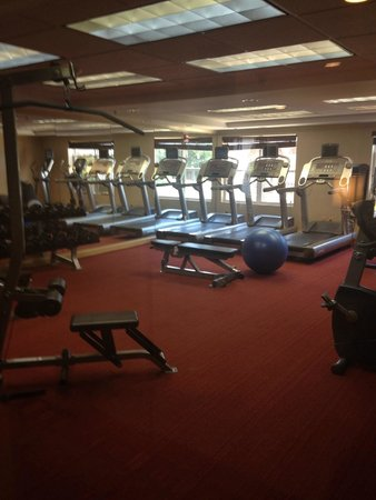 Hyatt House Herndon: Gym Club