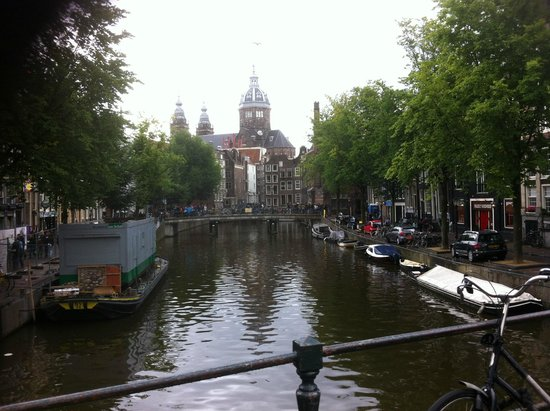 SANDEMANs NEW Europe - Amsterdam : Canal