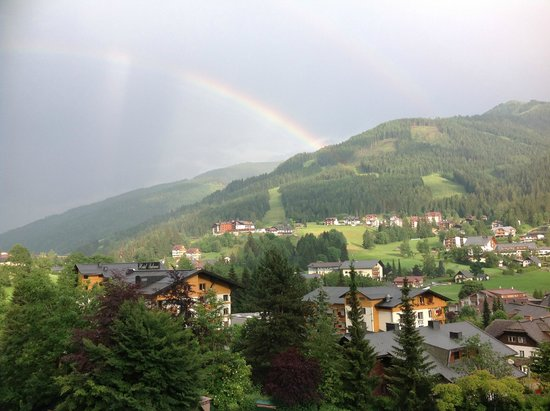 Das Ronacher - Therme & Spa Resort: rainbow