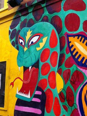 SANDEMANs NEW Europe - Amsterdam: Squatting District Street Art