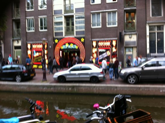 SANDEMANs NEW Europe - Amsterdam: Red Light Area