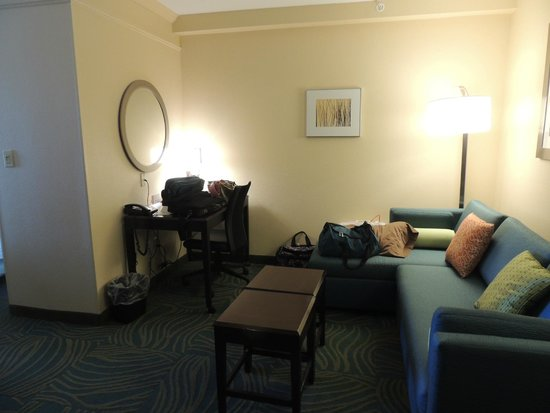 SpringHill Suites Galveston Island : room