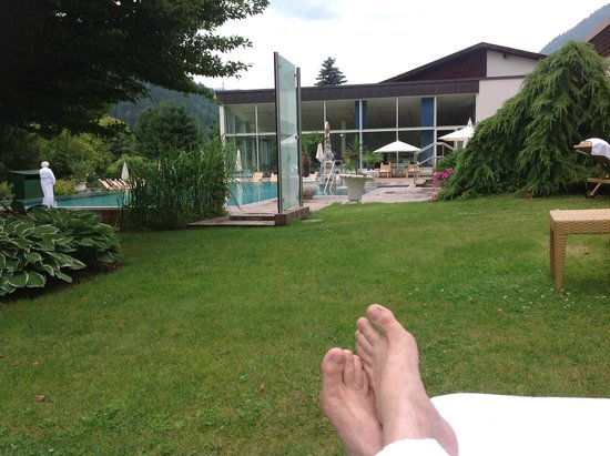 Das Ronacher - Therme & Spa Resort: relax